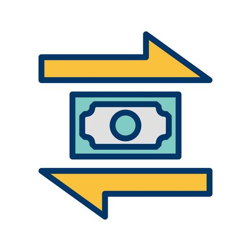 Transaction Vector Icon