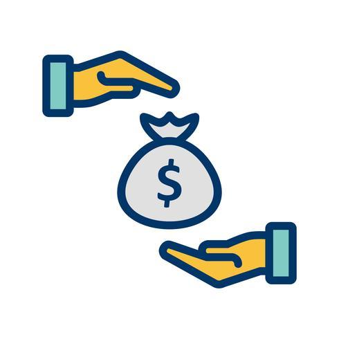 Bribe Vector Icon