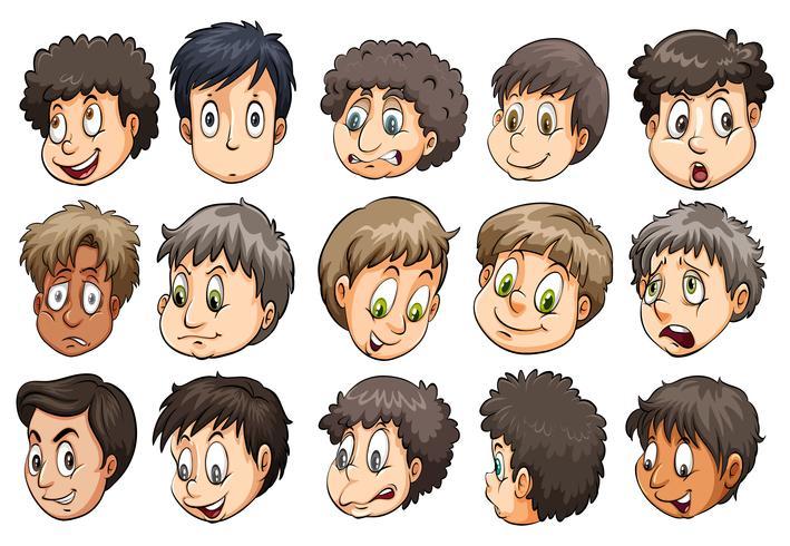 Set of heads