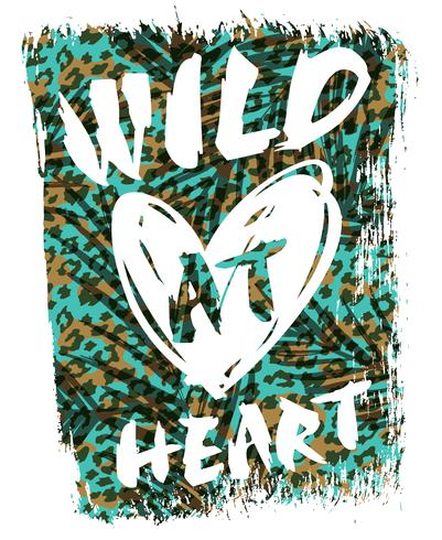 Vektorillustration mit dem Slogan für T-Shirts