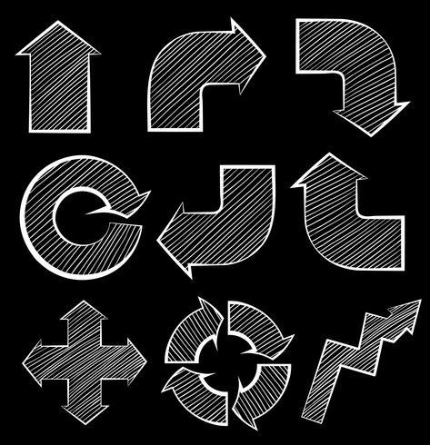 Diferentes simbolos