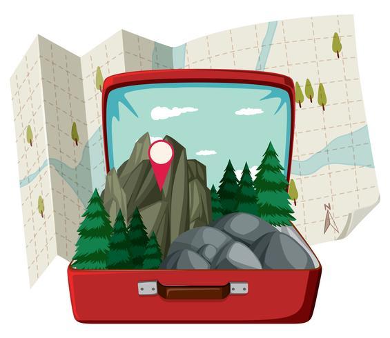 Naturwald im Koffer