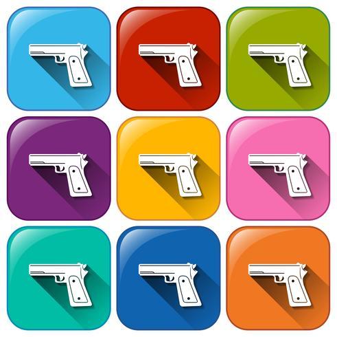 Waffe Symbole