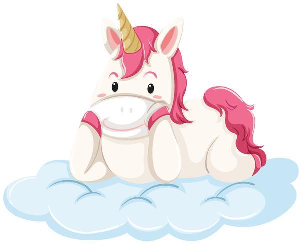 Un unicorno in cielo
