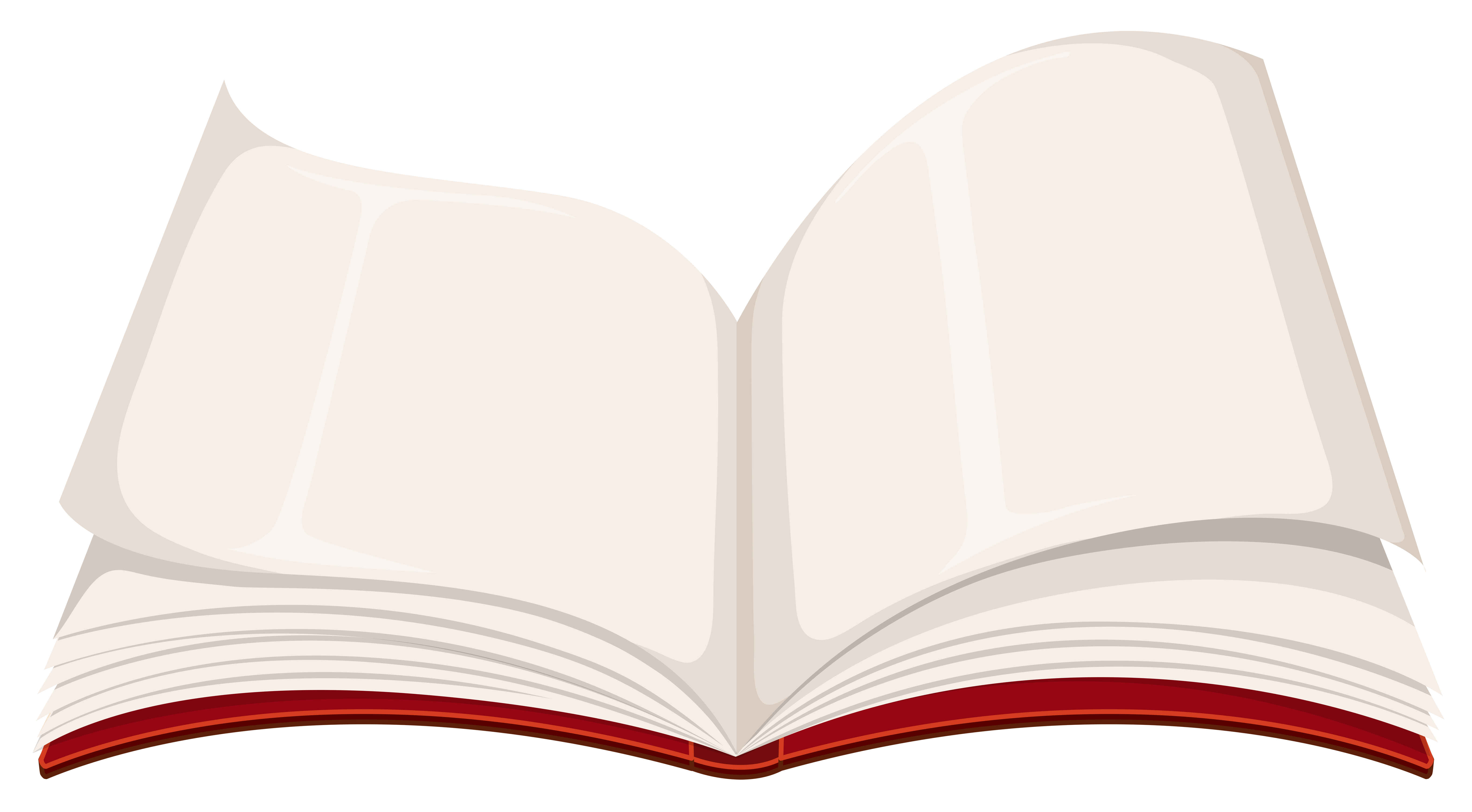 A blank open book - Download Free Vectors, Clipart