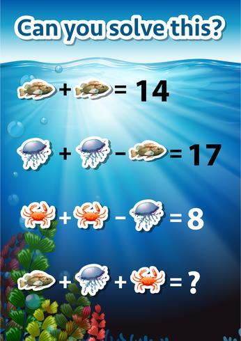 Können Sie dieses Arbeitsblatt lösen?