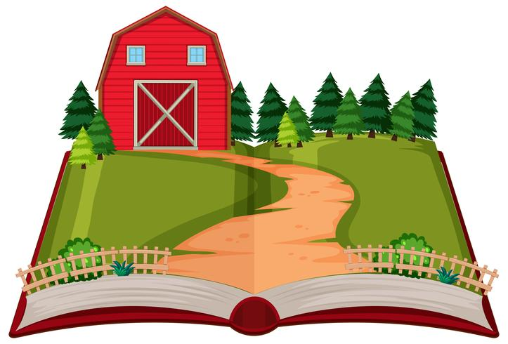 Tema de la casa rural libro opem