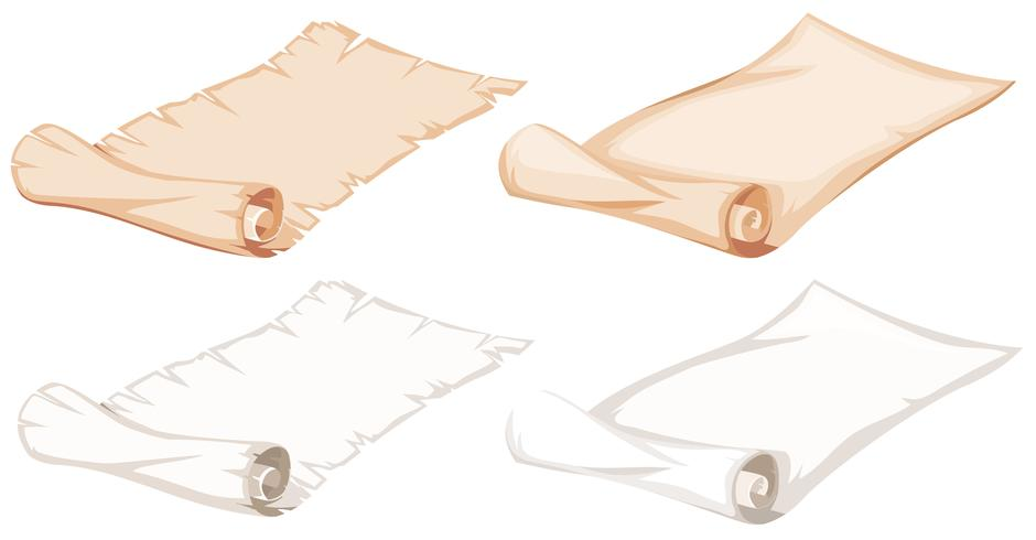 Set Papierrolle