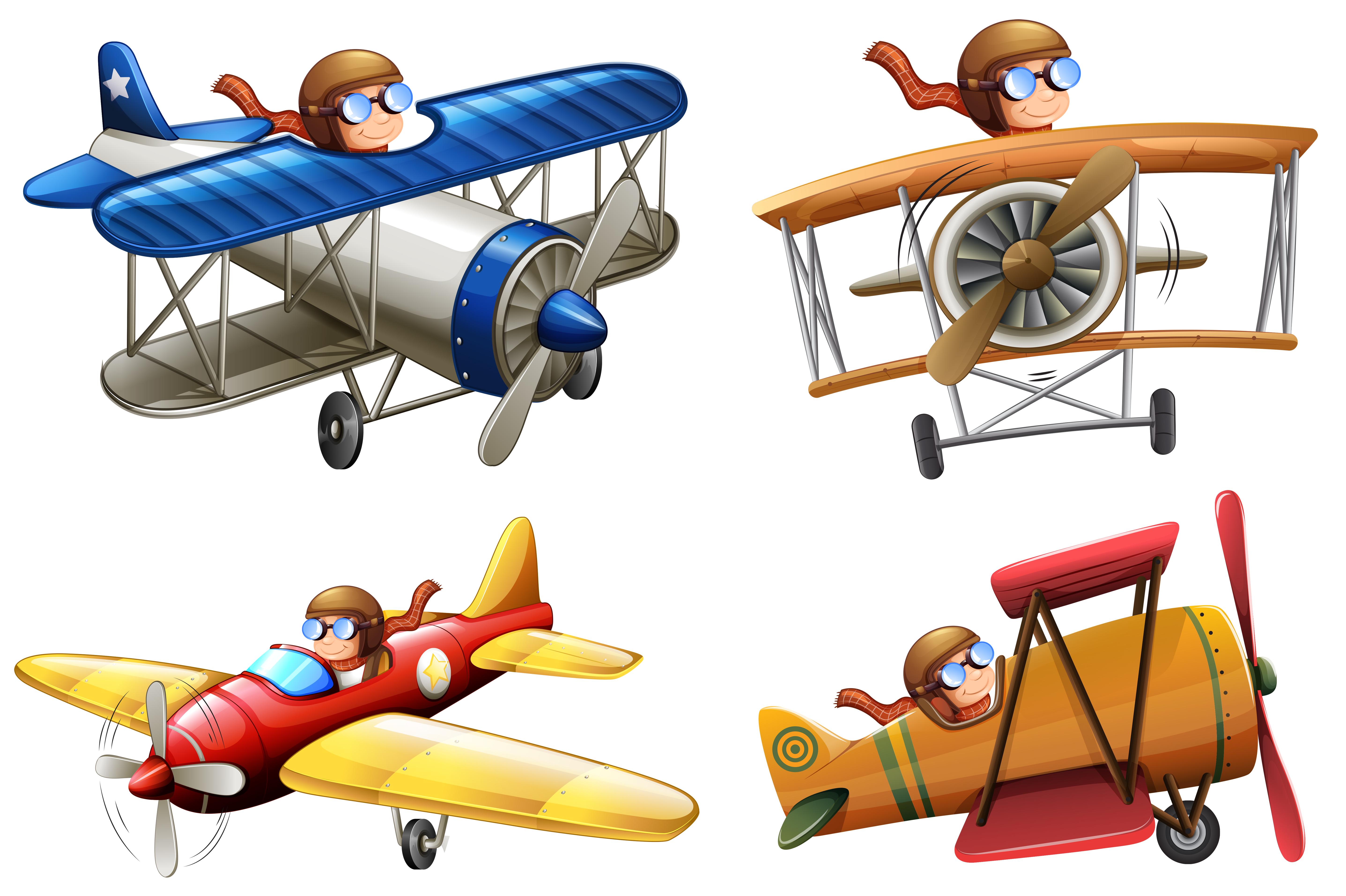 卡通飛機 免費下載 | 天天瘋後製