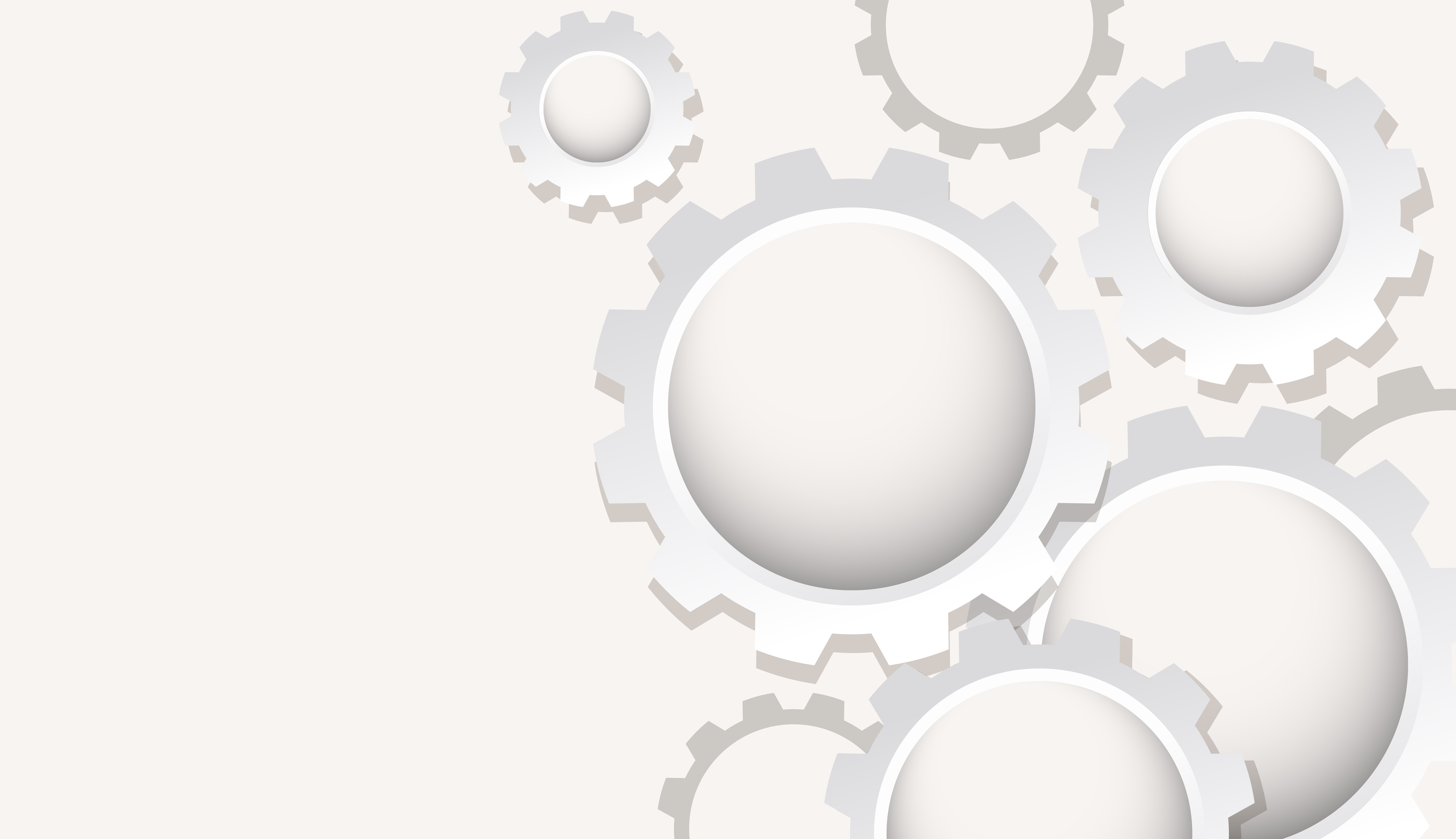 Engineering theme background design with gears - Download ...
