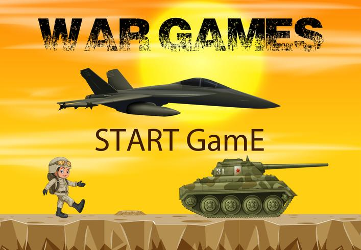 Wargame Game Element