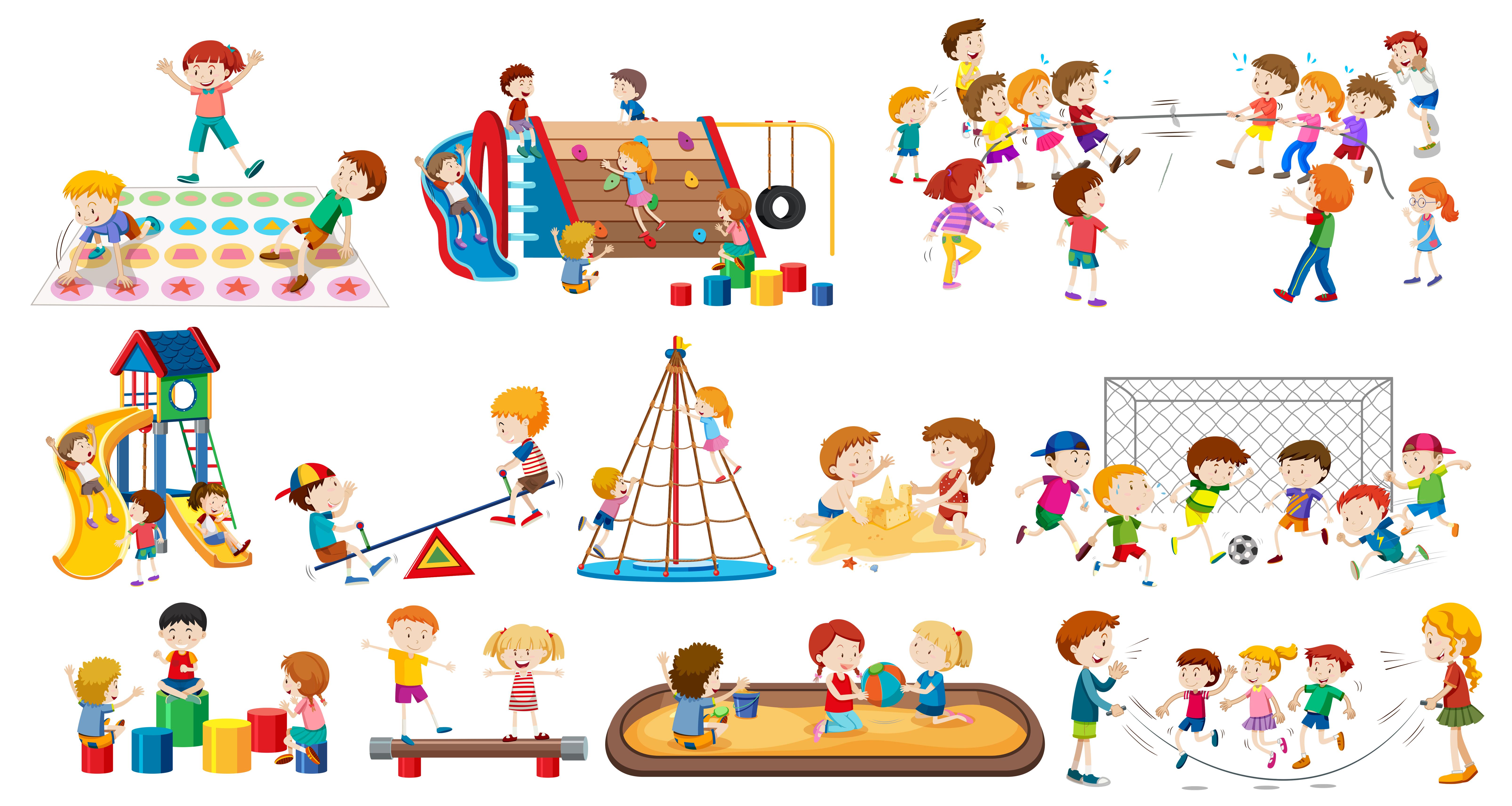 Kinder Spielen Kostenlos