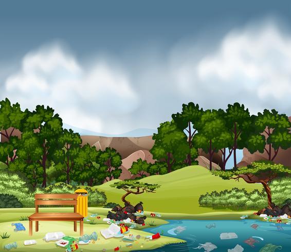 Kull i naturparken
