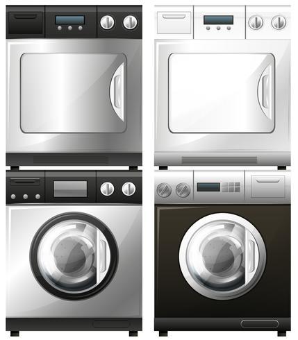Machines à laver et à sécher