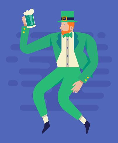 St Patricks Day Clipart Set