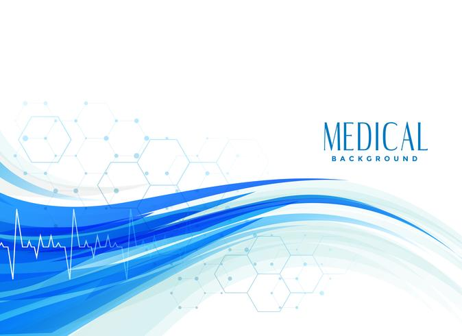 disegno astratto della priorità bassa di sanità medica