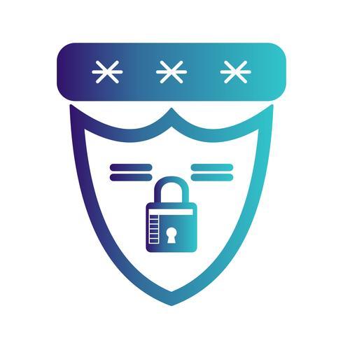 vector shield icon