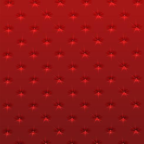 Fondo rojo abstracto, ilustración vectorial