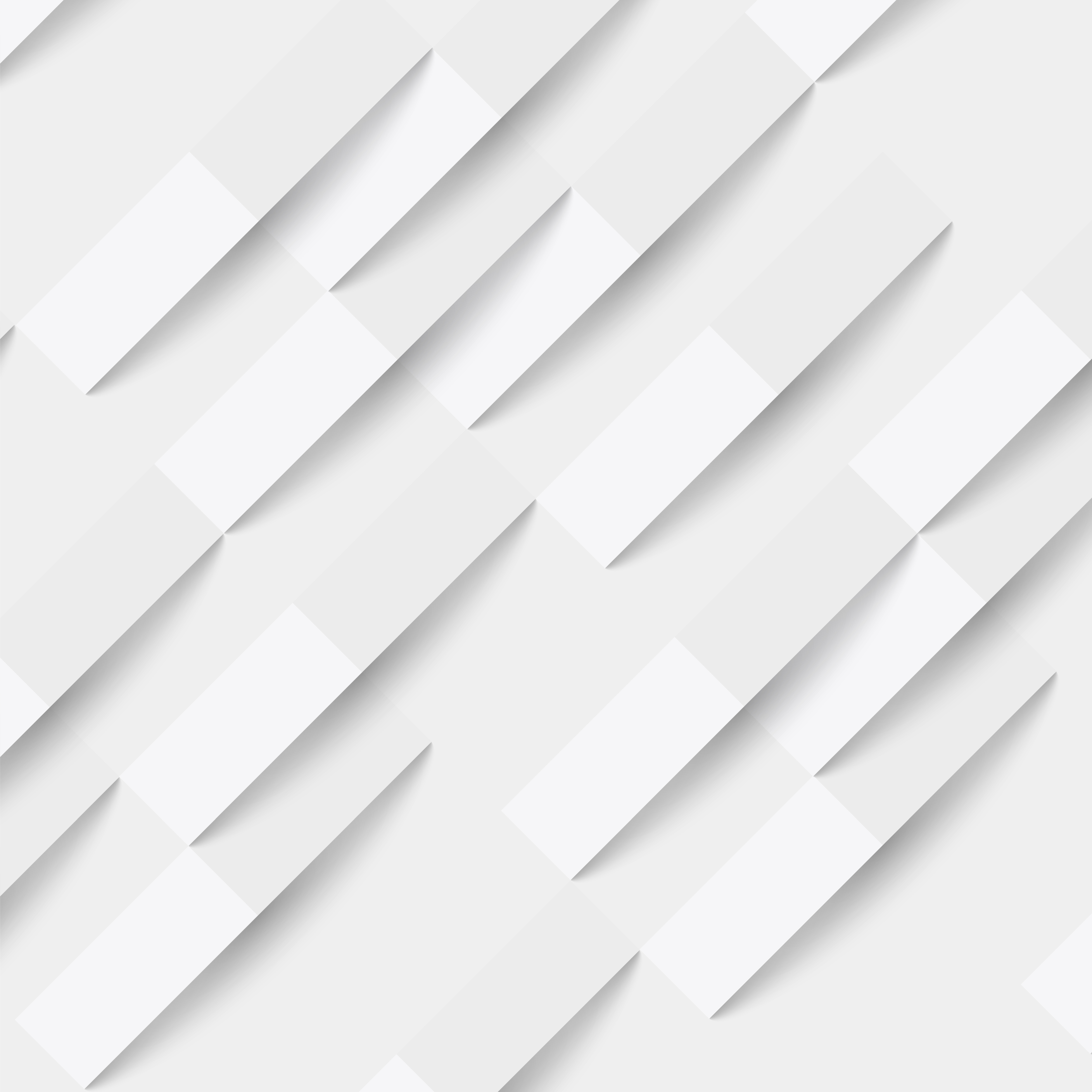 Abstract White Background With Folds And Shadows, Vector