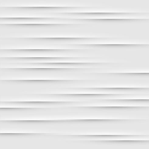 Abstrait blanc avec des plis et des ombres, illustration vectorielle