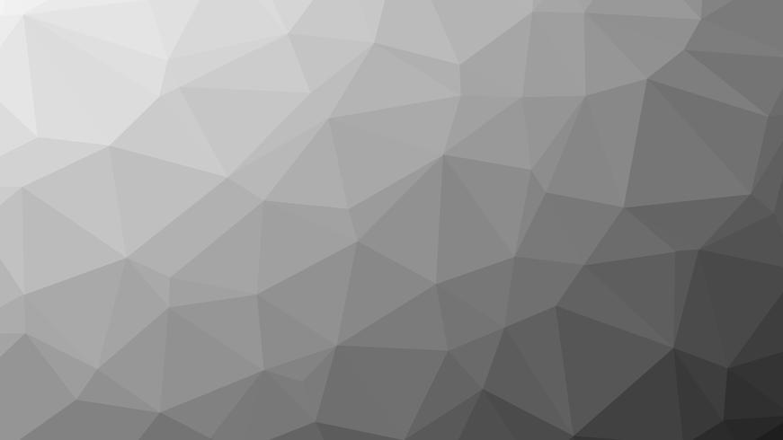 Kleurrijk veelhoekig verbindingsontwerp met, lage poly vectorillustratie vector