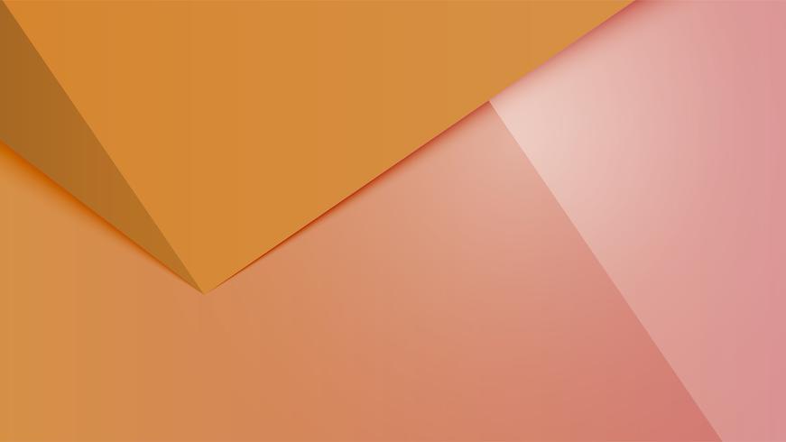 Fondo de papel elegante con sombras, ilustración vectorial vector