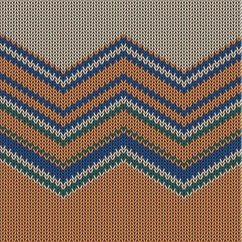 Zigzag colorido patrón de punto para el fondo, ilustración vectorial vector