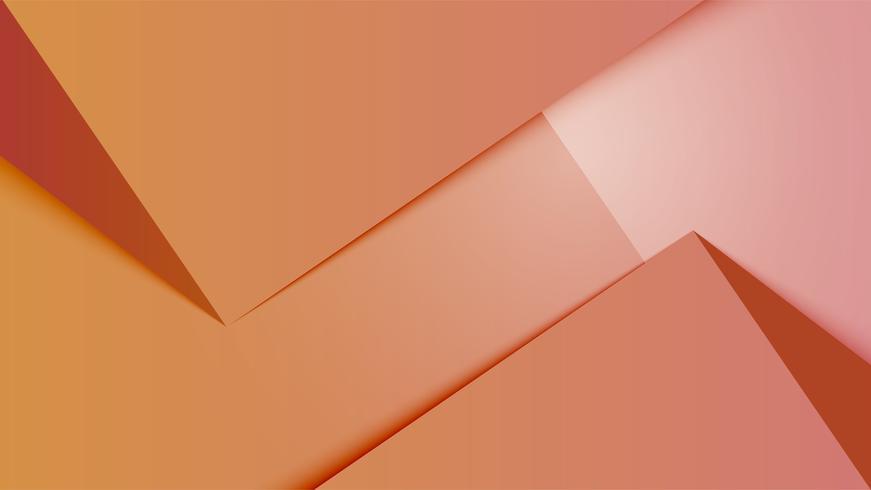 Fondo de papel elegante con sombras, ilustración vectorial
