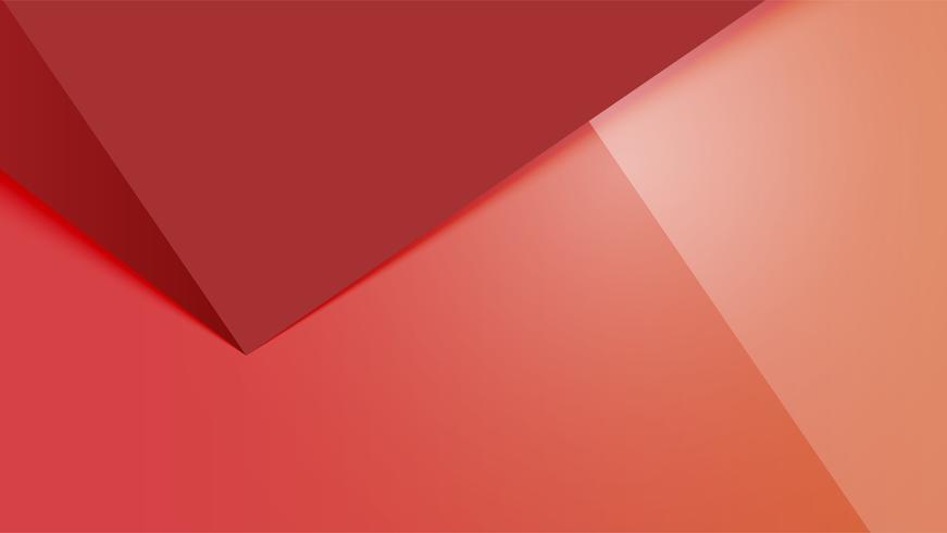 Fond de papier élégant avec ombres portées, illustration vectorielle