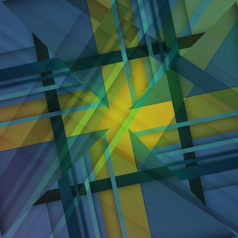 Fondo abstracto colorido, vector