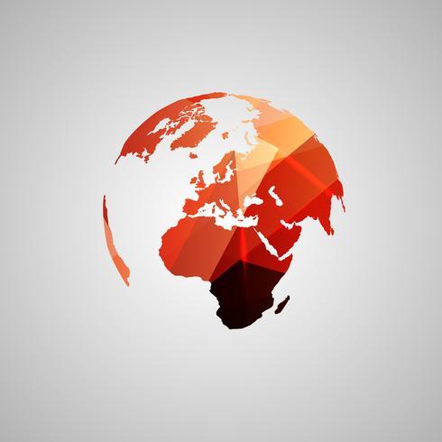 Abstraktes Weltvektorsymbol