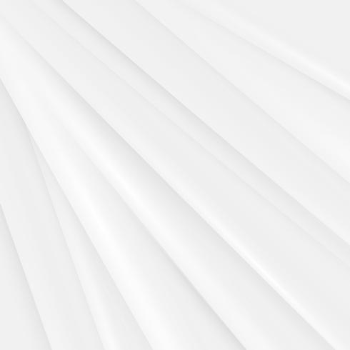 Fond de satin blanc, vector