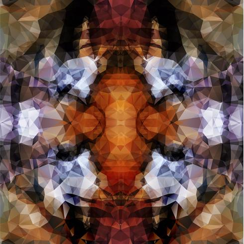 Abstrato, ilustração vetorial vetor