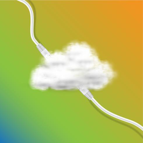 Verbinding met cloud