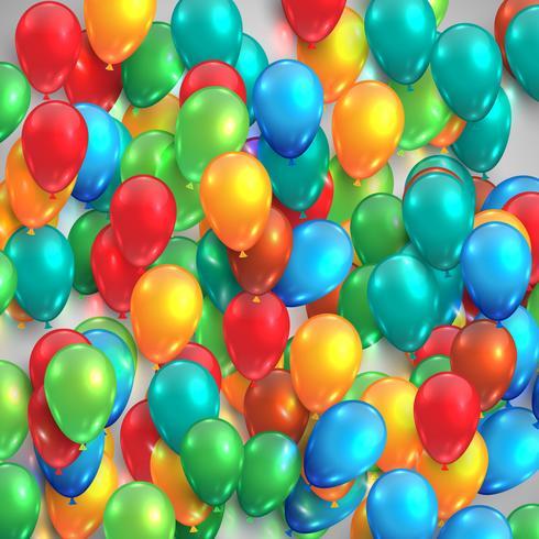 Illustration for birthday or any celebration, vector