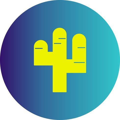vector catcus plant icon