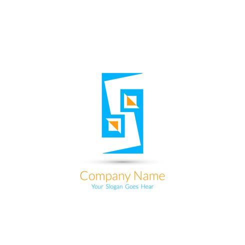 Design de logotipo empresarial moderno