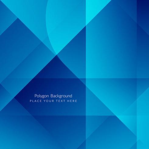 Fundo geométrico poligonal moderno