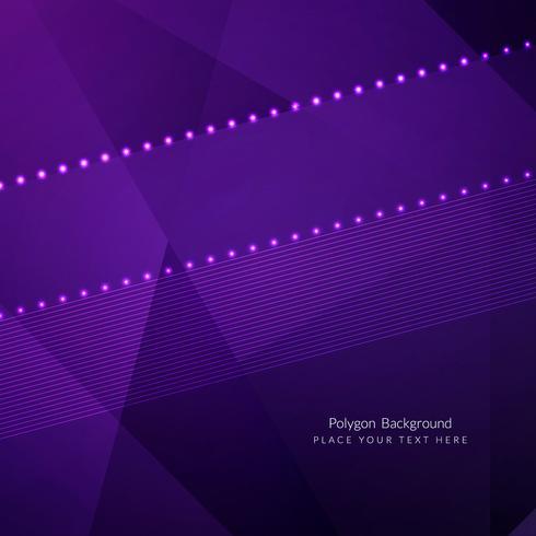 Modern geometric polygonal background