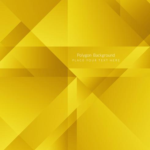 Moderne geometrische veelhoekige achtergrond