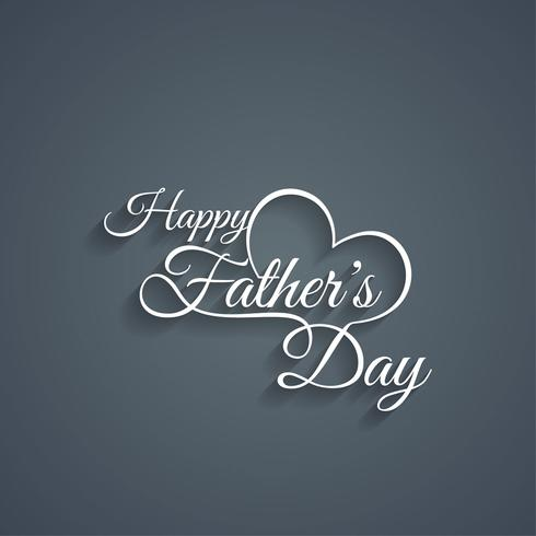 Modern Father\'s day background