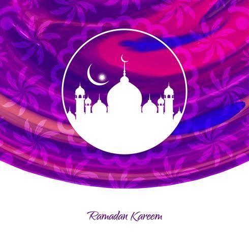 Sfondo astratto Eid Mubarak