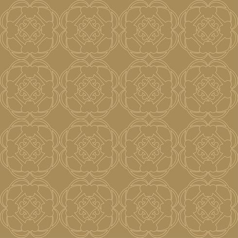 Moderner dekorativer Blumenhintergrund vektor