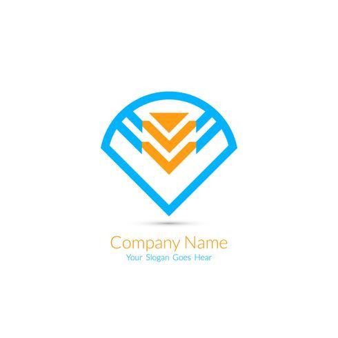 Modern business logo design