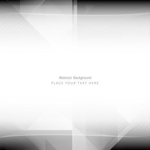 Modern geometrisk affärsbakgrund vektor