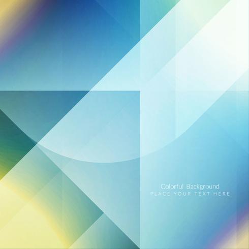 Modern geometrisk polygonbakgrund vektor