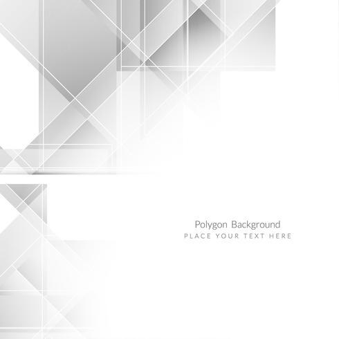 Modern geometric business background