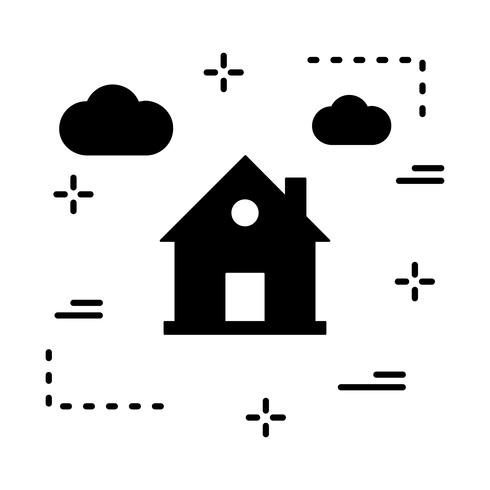 ícone de casa de vetor
