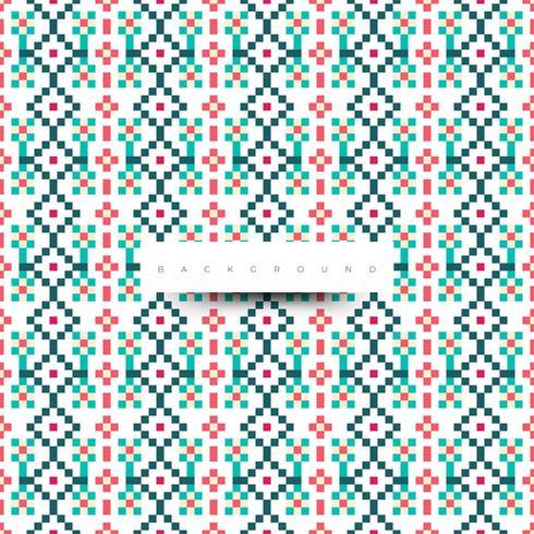 Digital textur. Trendigt mönster med färgstark färg
