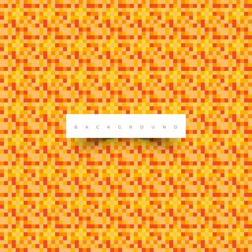 Digitale textuur. Trendy patroon met oranje kleur